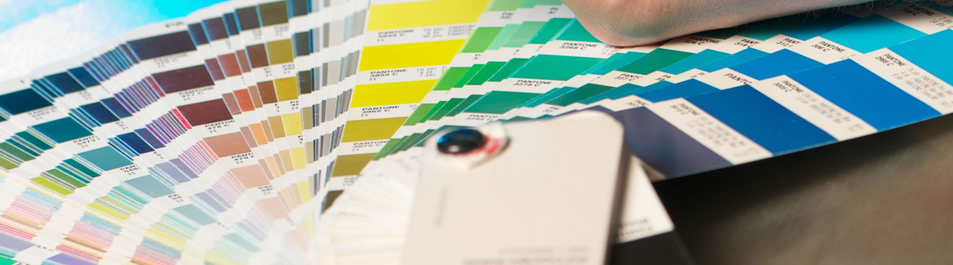 Colour Matching banner